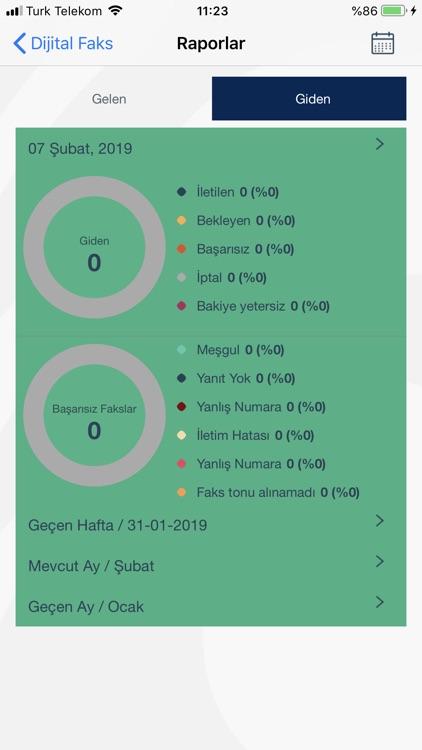 Dijital Faks screenshot-5