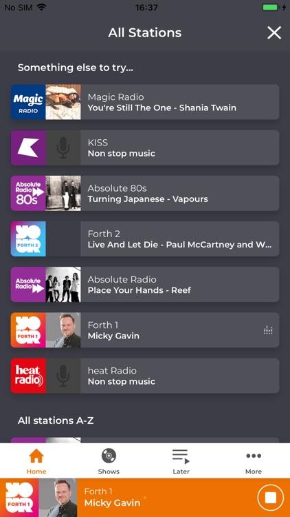 Radio Forth screenshot-6