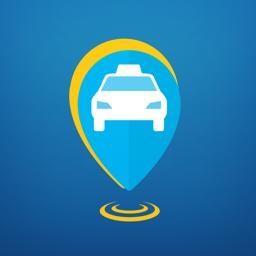 Ícone do app Vá de Táxi - O seu app de táxi