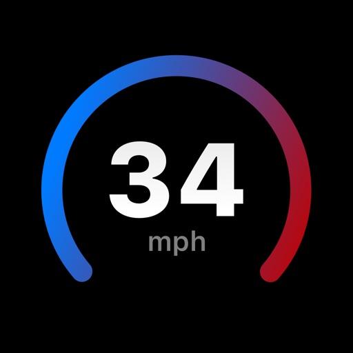 Auto GPS Speedometer for Trip