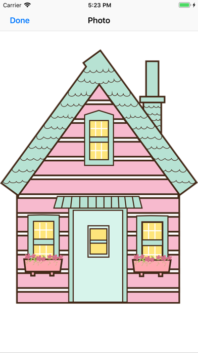 Cottage Stickers screenshot two