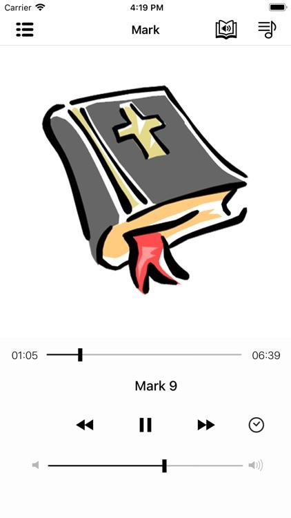 KJV Bible Books & Audio
