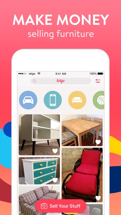download letgo: Buy & Sell Used Stuff apps 1