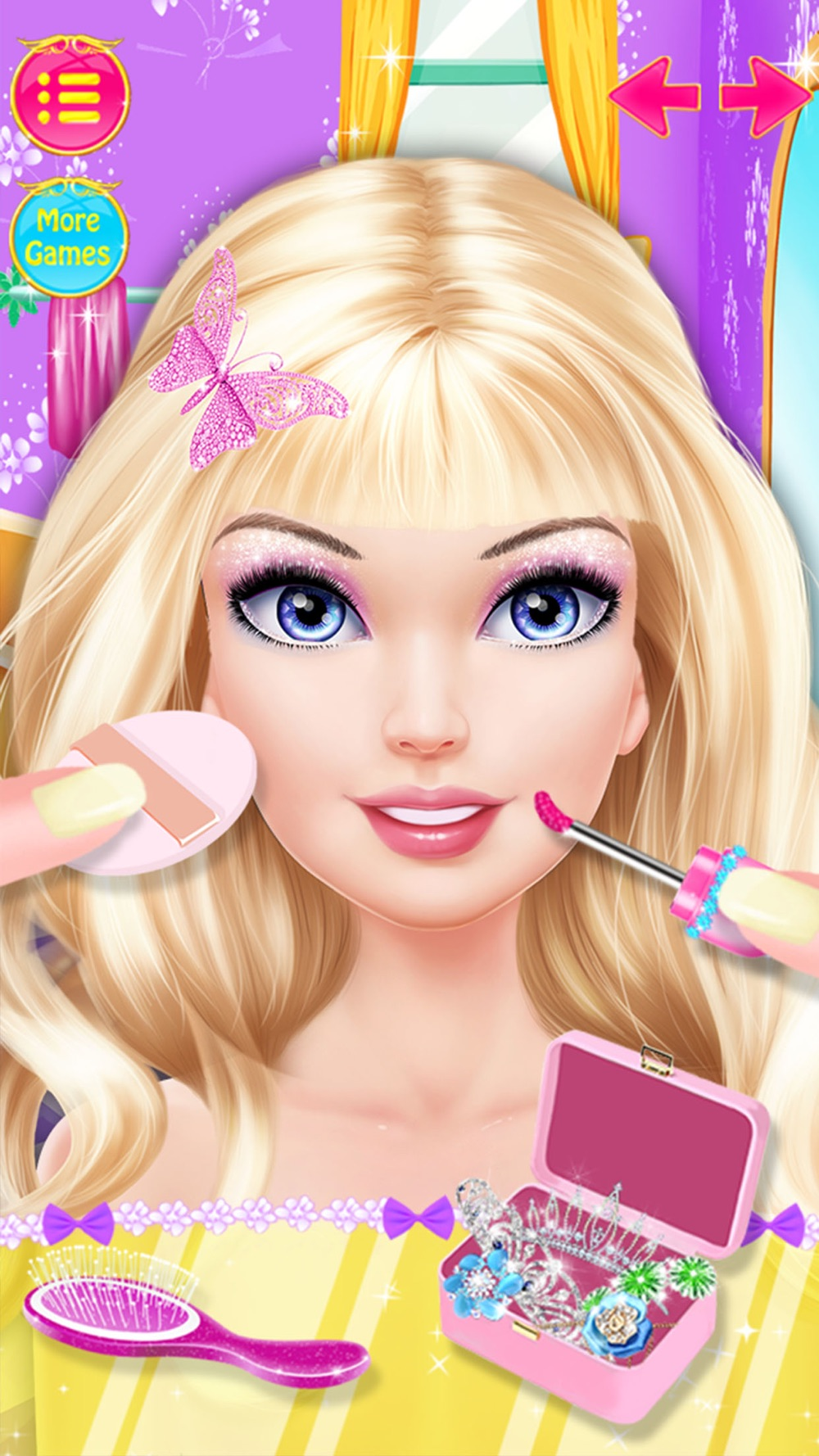 Fashion Doll Makeover Cheat Codes
