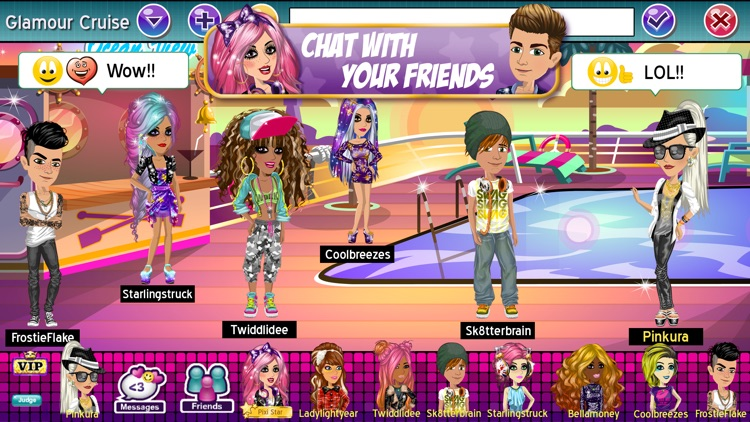 MovieStarPlanet screenshot-2
