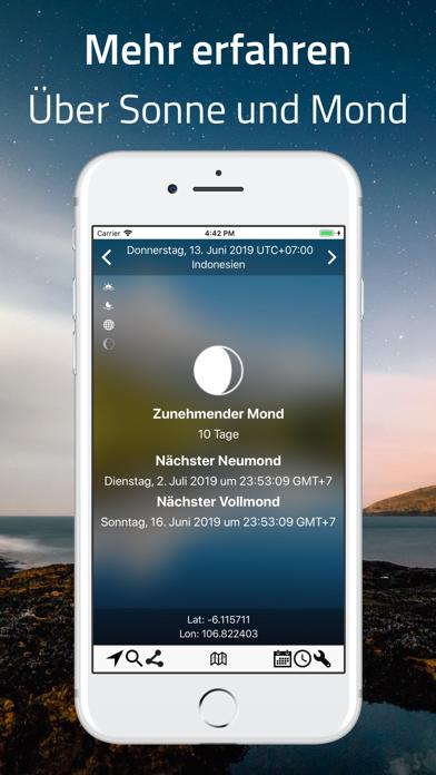 messages.download Sonnenkarte software