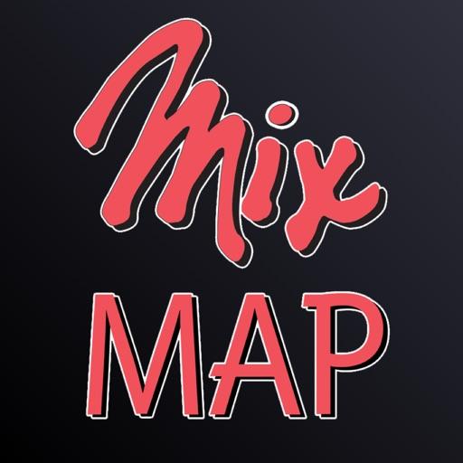 Mix 100: Mile High Mix Map