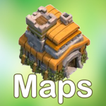 Map Layout for Clash of Clans pour pc
