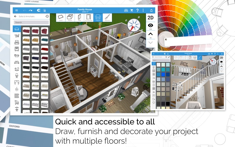 Home Design 3D screenshot 2