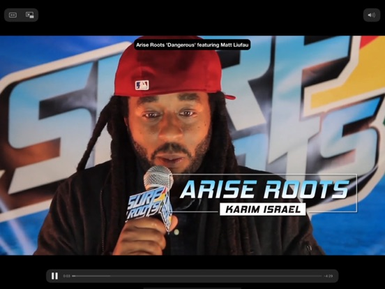 Screenshot #5 for Surf Roots TV