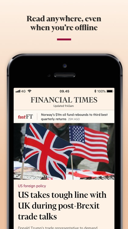 Financial Times screenshot-0