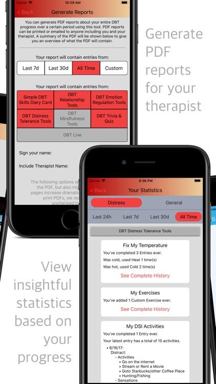 DBT Distress Tolerance Tools screenshot-8