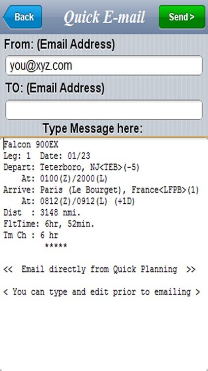 Quick Planning screenshot-4