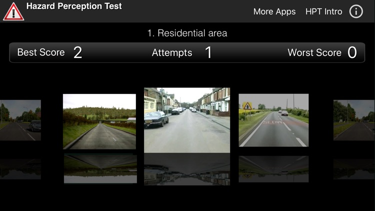 Hazard Perception Test CGI screenshot-3