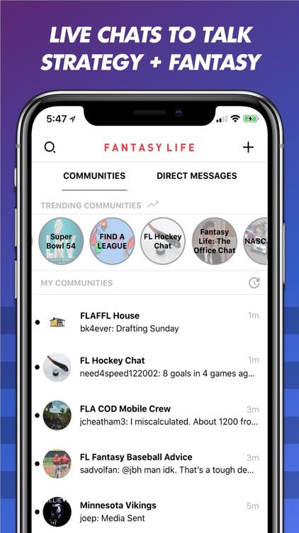 Fantasy Life: Alerts + Advice screenshot-4