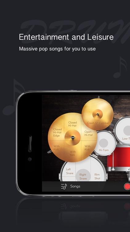 Drum games app - drums beats screenshot-4