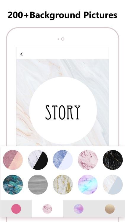 Highlight Cover & Logo Maker screenshot-9