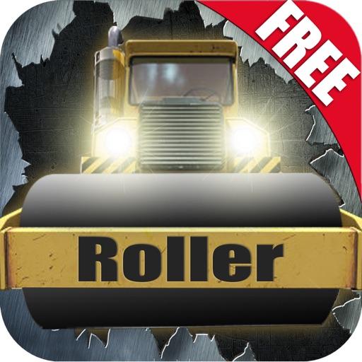 Monster Construction Truck Racing Free : Road Roller, Crane and Mega loader car sim iOS App