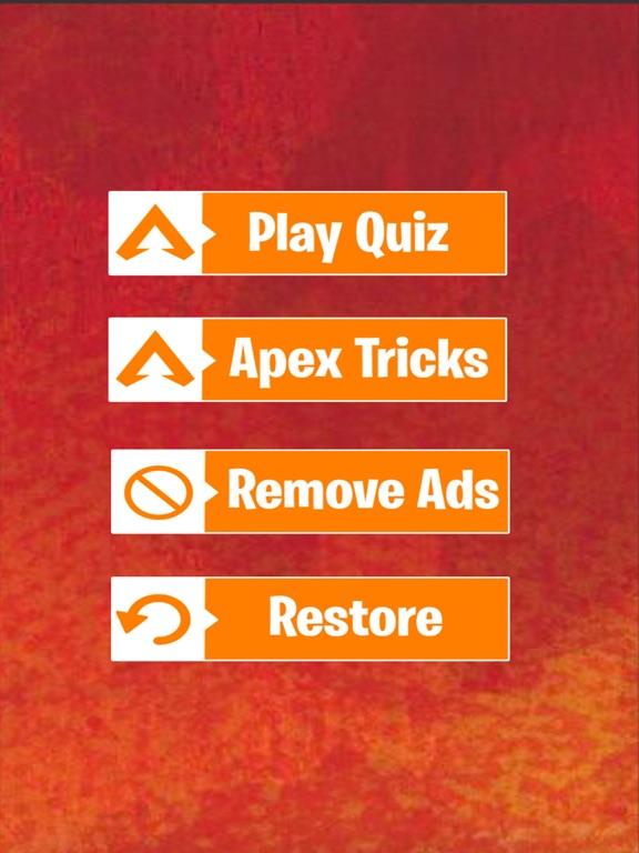 Apex Quiz screenshot 3