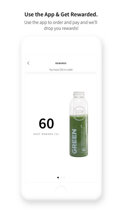 Clean Juice screenshot 3