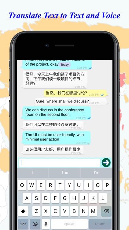 Multinational Voice Translator screenshot-4