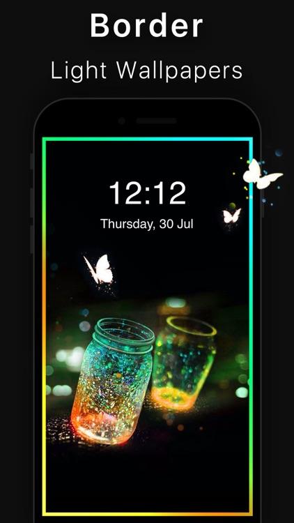 Edge Lighting Live Wallpapers screenshot-6