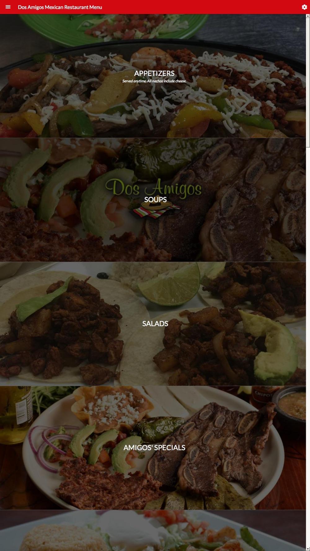 Dos Amigos Mexican Restaurant Free Download App For Iphone Steprimo Com