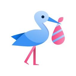 Stork — Pregnancy Calendar