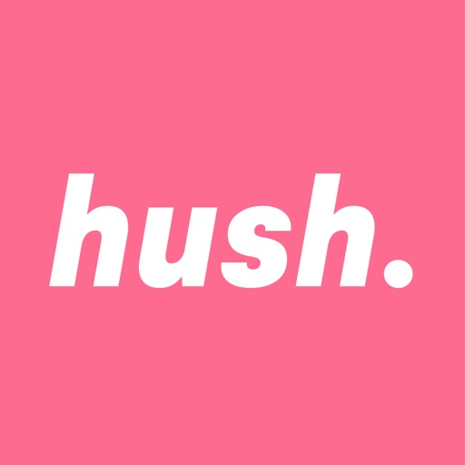 Hush - Beauty for Everyone iOS App