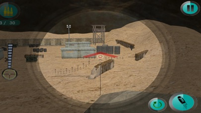 Screenshot for Border Army Final War in Korea App Store