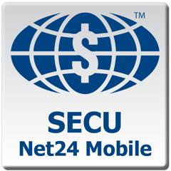 SECU Net24 Mobile