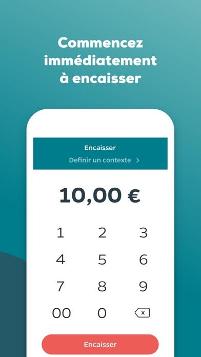 Screenshot #3 pour Lyf Pro Encaissement Mobile