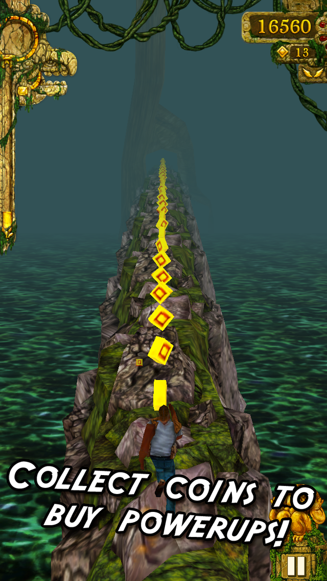 Temple Run: Classic ScreenShot1