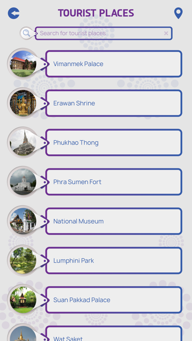 Bangkok Travel Guide screenshot 3