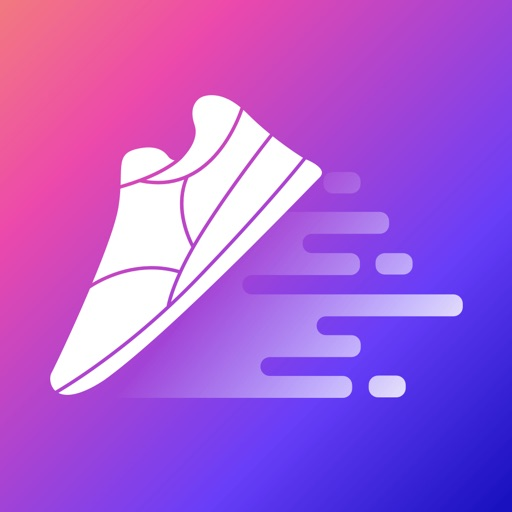 Pedometer-Step Counter & Pacer iOS App