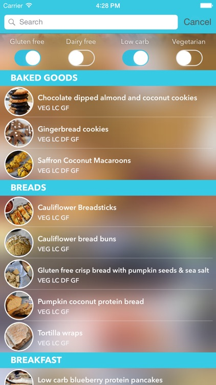 Tasty Health screenshot-4