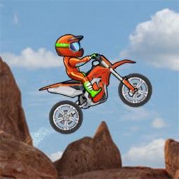 Moto XM hill climb-Amazing