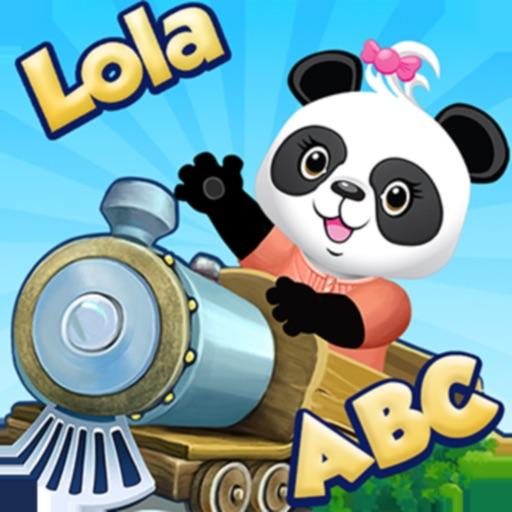Lola's Alphabet Train