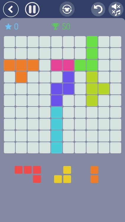 1010 block puzzle game screenshot-0