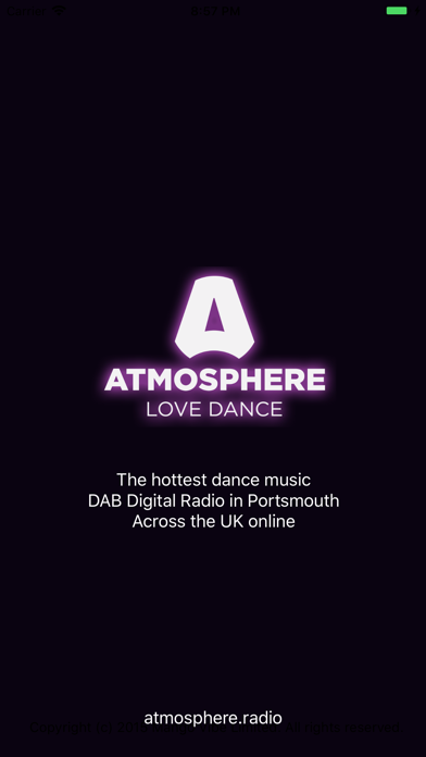 Atmosphere Radio