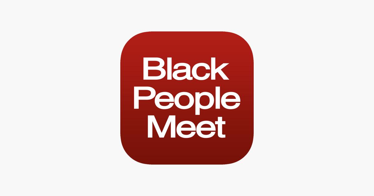 Black People Meet on the App Store