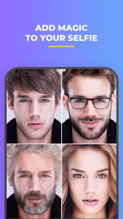 FaceApp - AI Face Editor screenshot-7