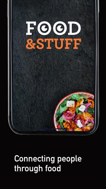 Food&Stuff - The Foodie App