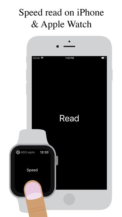 Spdr - Speed Reading screenshot-0
