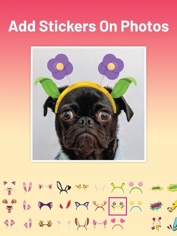 iPad Image of Collage Maker - Mixgram Editor