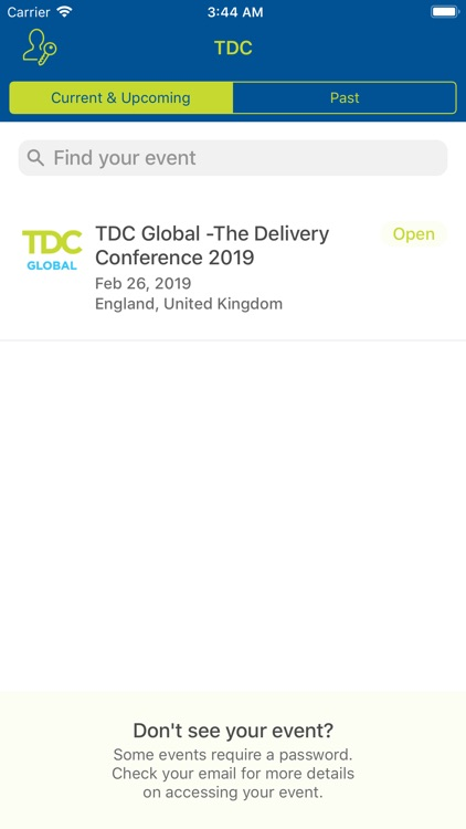The Delivery Conferences