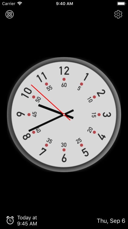 Clock Face - Analog clocks screenshot-1