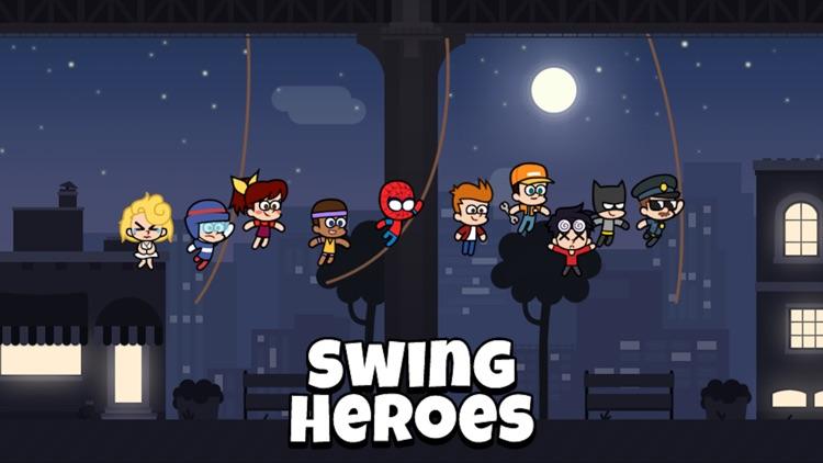 Swing Heroes! screenshot-0