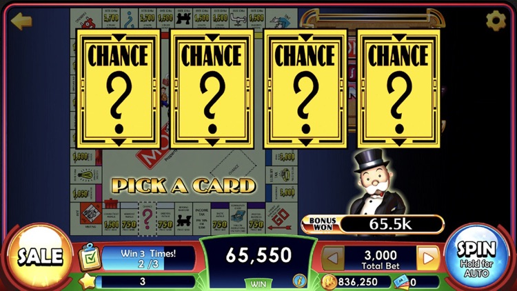 MONOPOLY Slots - Slot Machines screenshot-5
