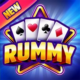 Gin Rummy Stars - Card Game